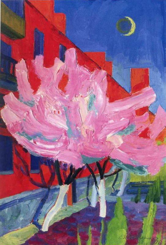 В розовом цвету_1976