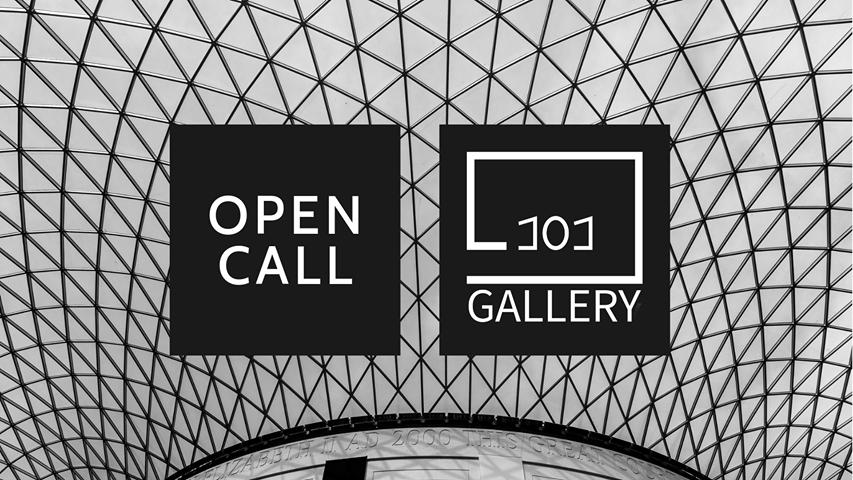 OPEN CALL для митців