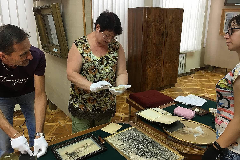 У Миколаєві оцифрували 500 музейних експонатів та на їх основі створять 3D моделі