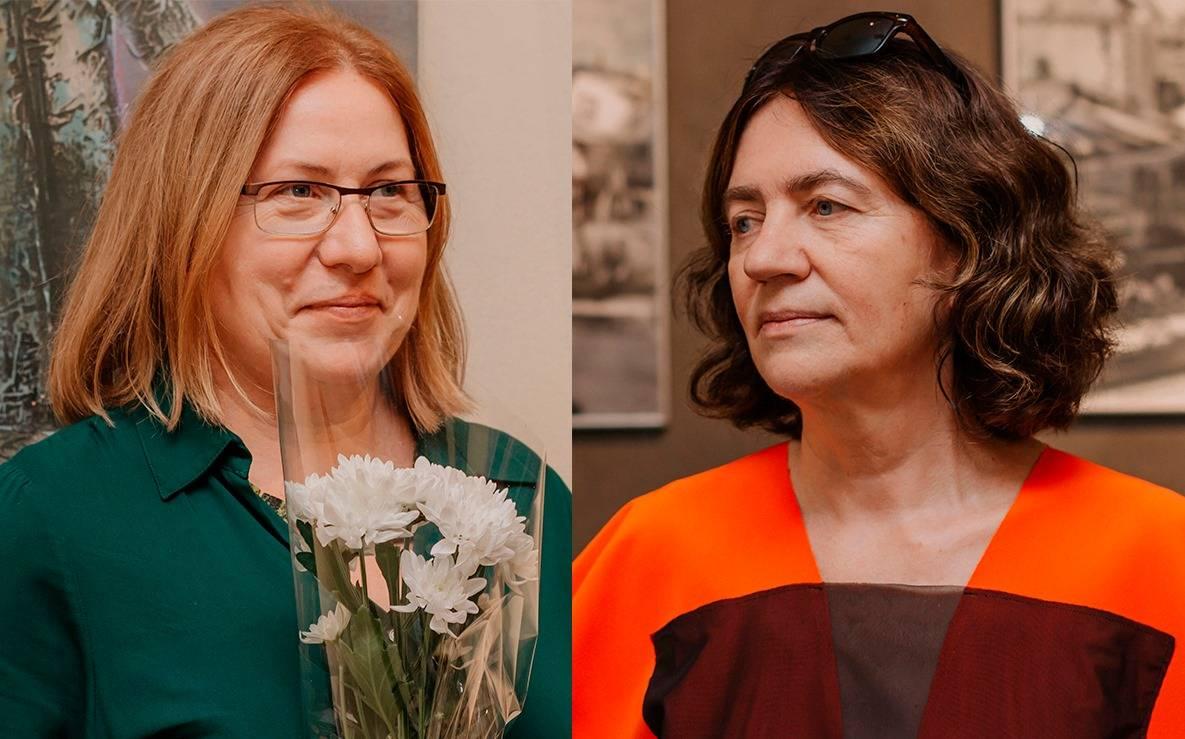 Олена Придувалова і Наталія Колесник в Imagine Point