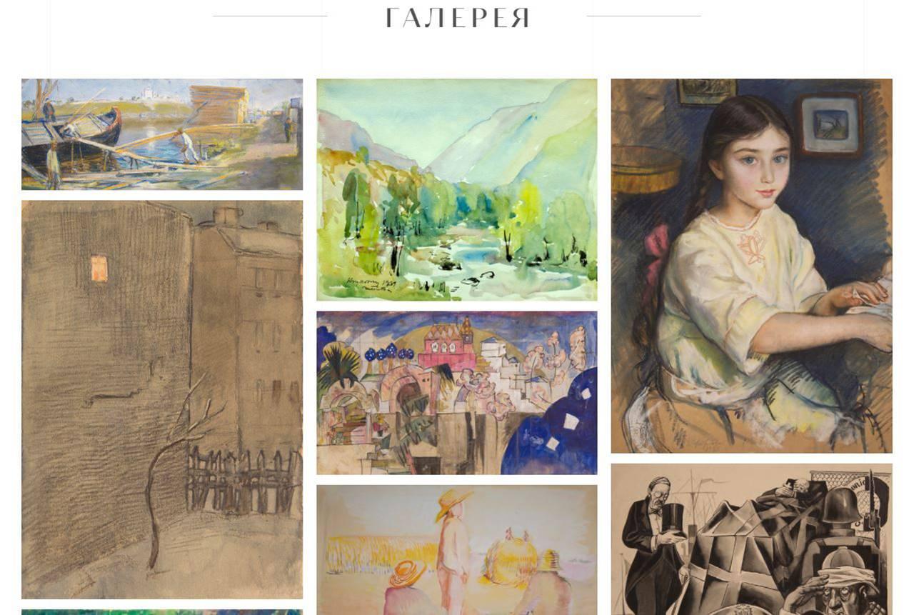 Цифрова колекція художнього музею