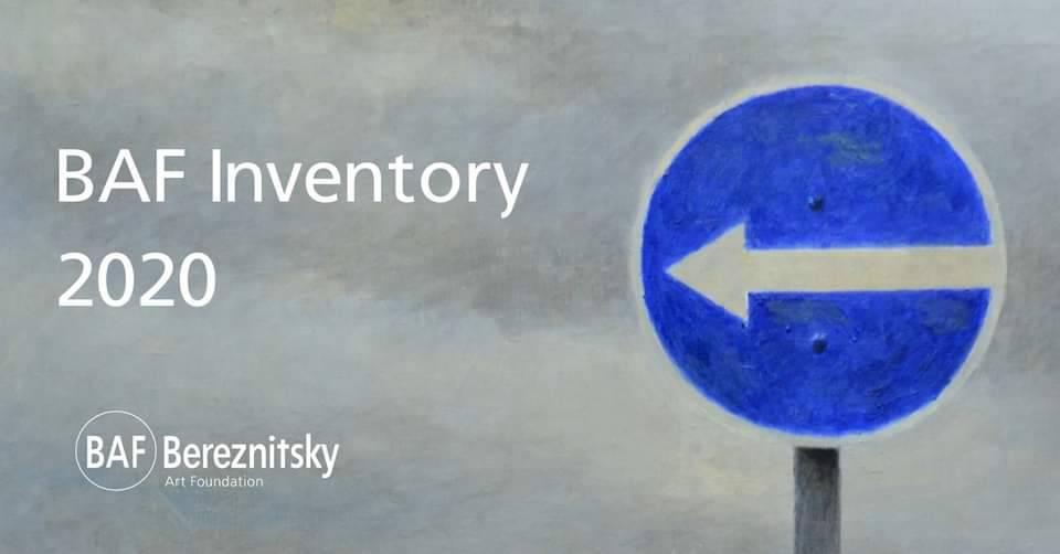 BAF Inventory 2020 у Bereznitsky Art Foundation