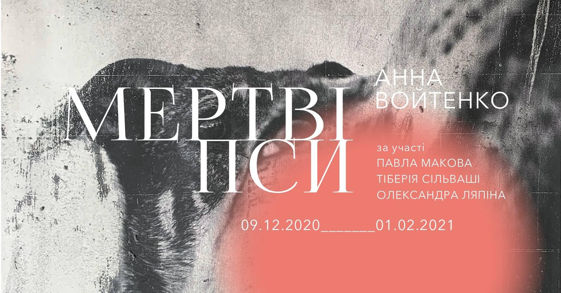 Анна Войтенко в Ya Gallery
