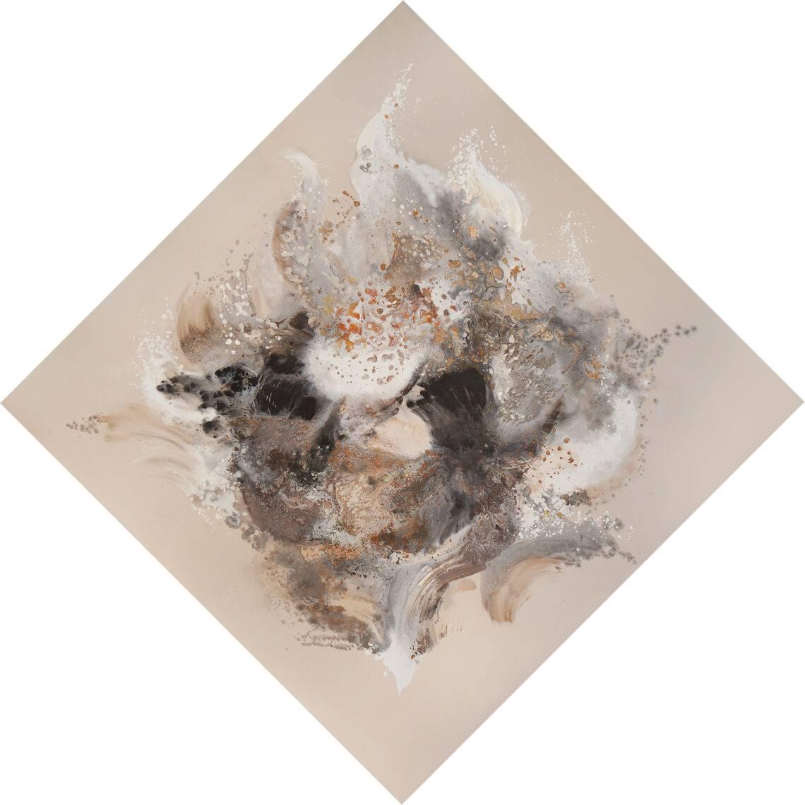 Персональна виставка Альони Кузнєцової «Гама» в Ornament Art Space